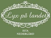 Lyx_på_landet_logga,_färg_6A8251_&_vit