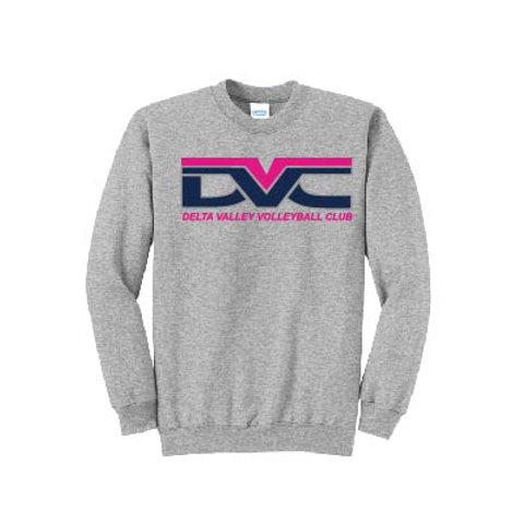 DVVC Embroided Crew Sweatshirt
