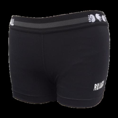 RoShamBo Banded Spandex Shorts