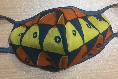 Fish Eye Mask 2 in 1
