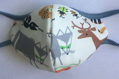 Great Outdoors Youth Face Cover w/ Summer Lining