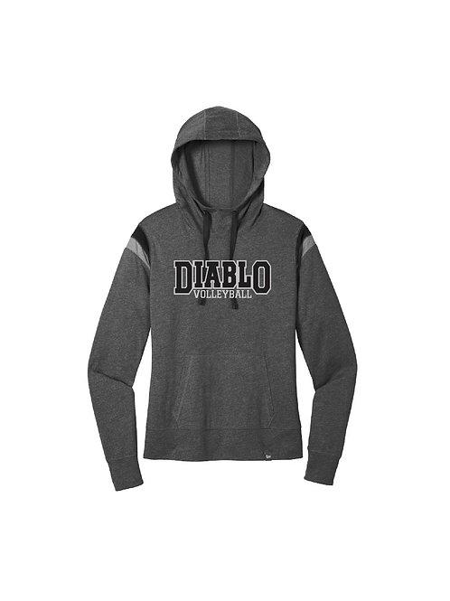 Varsity Hoodie w/ Printed Diablo Logo