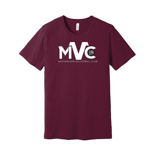 MVC Crew Neck Tee