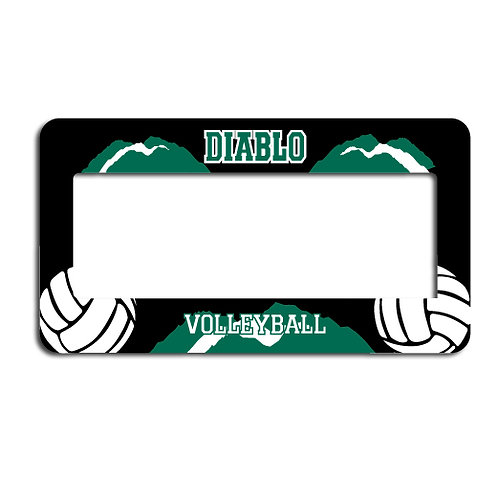 License Plate Cover Frame
