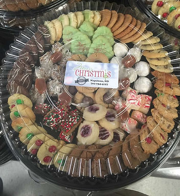 Christmas Platters And Trays.Seasonal Platters Bakery United States Mabel S Bakery
