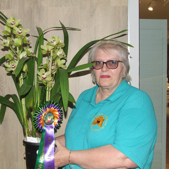 Reserve Champion Diania Grimshaw