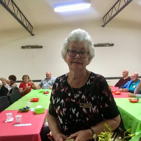 Life Member Christine Morris