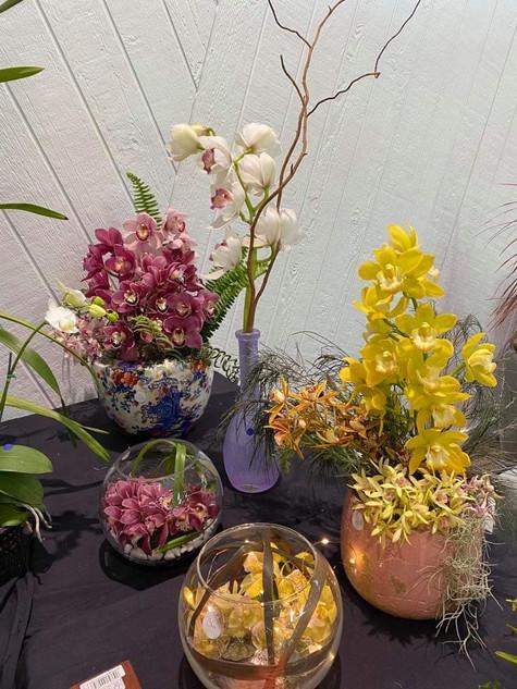 Floral Art Display