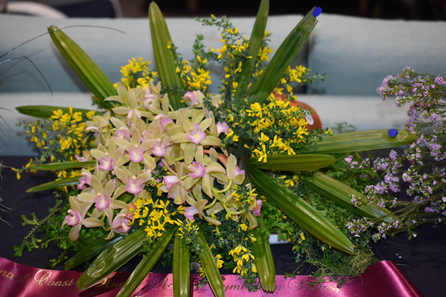 Champion Floral Art