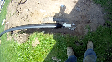 Pipe bursting HDPE