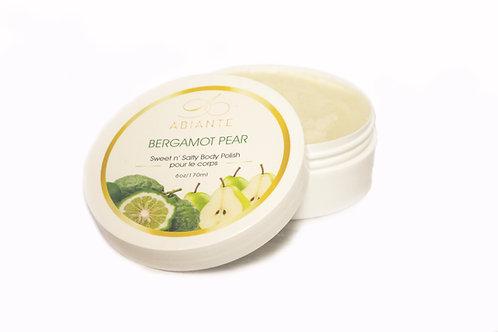 Bergamot Pear Sweet N' Salty Body Polish