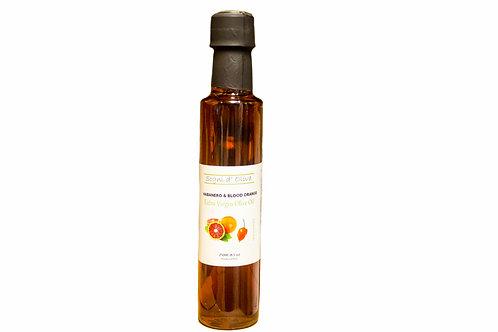 Habanero and Blood Orange Extra Virgin Olive Oil