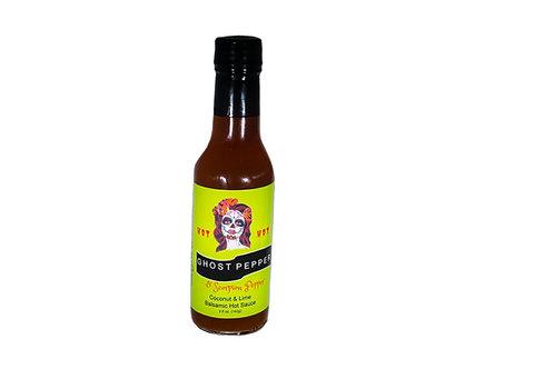 Coconut & Lime Balsamic Hot sauce