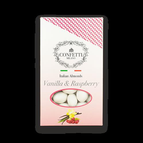 Vanilla Raspberry Italian Almonds