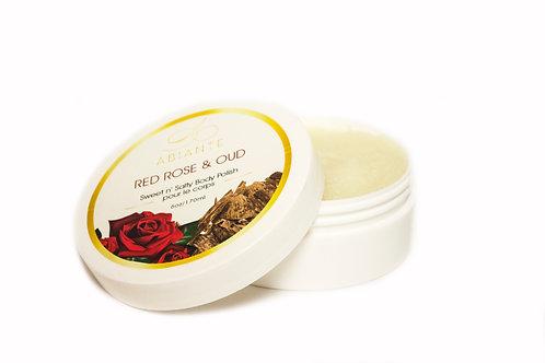 Red Rose & Oud Sweet N' Salty Body Polish