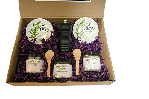 Gourmet Infused Salt Gift Set