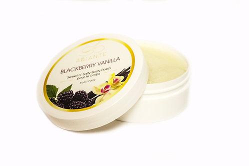Blackberry Vanilla Sweet N' Salty Body Polish