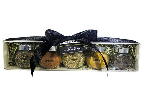 5 - Exotic Spice Blend Gift Set