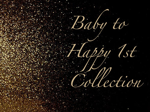 Gift Certificate: Baby to Happy 1st