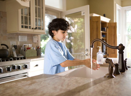 4 Tips for a Clean & Sanitized House