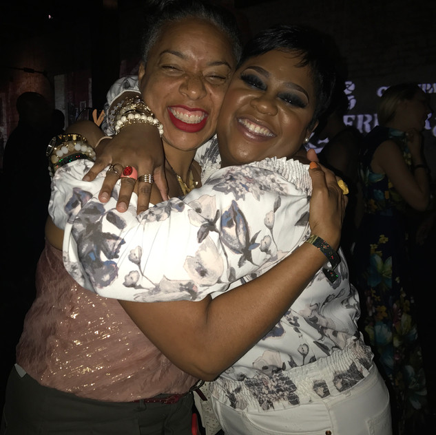 Queen Sugar was blessed to have all female Directors for both Season 1 & 2. By far DeMane Davis was one of my absolute favorite Directors whom I connected with on so many levels.  And, she's a fan of my blog! How cool is that?!?!?