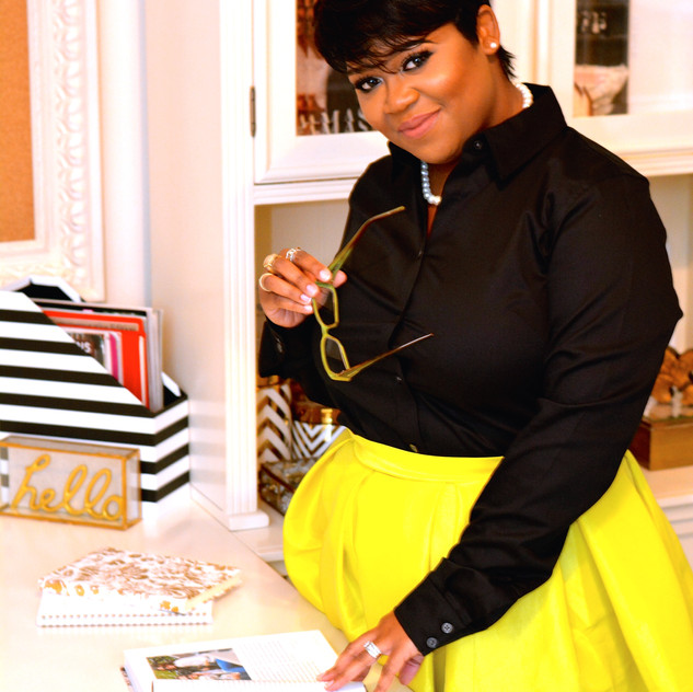 Hi! I'm Tachic Hickman-Piazza, a woman who was born to create and share my creative gifts and talents with the world.