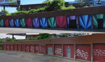 How to Combine Public Art, Youth Development, and Anti-Graffiti Efforts