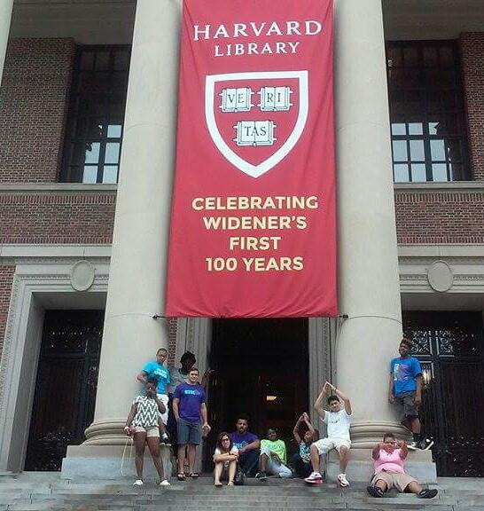 RiseUP visit to Harvard