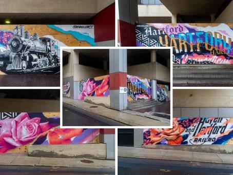 New Mural Alert: Hartford Springing Back
