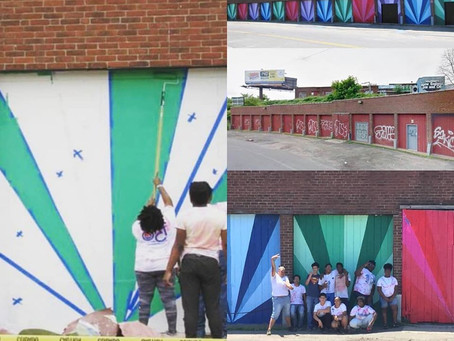 A Summer of Opportunity & Art for RiseUP Youth