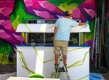 Murals Help Improve Your Business