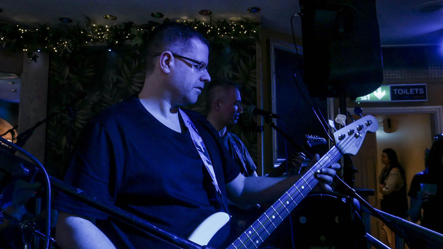 Phil Hancox - Bass Guitar
