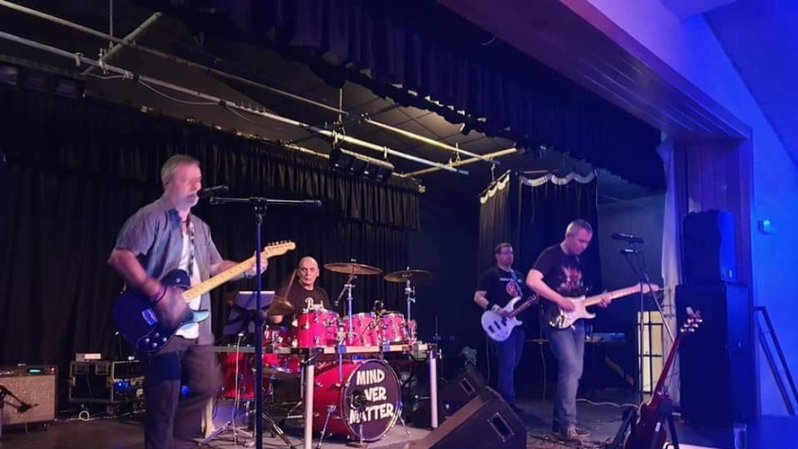 Rob Fest, Alsager, Feb 2019