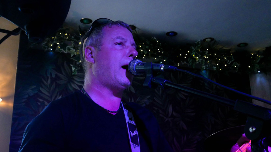 Paul Byron - Vocals and Guitar