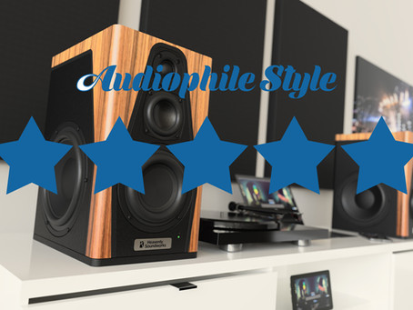 Audiophile Style reviews the FIVE17