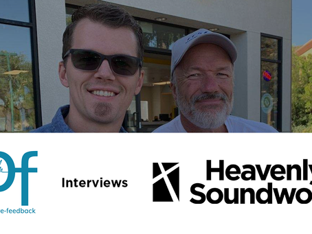 Positive-Feedback interviews the founders of Heavenly Soundworks