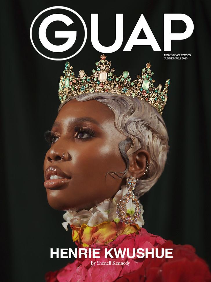 Henrie Kwushue for GUAP20