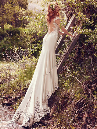 MAGGIE SOTTERO Channeling Ethereal Grace But Designed For Modern Romance Our Maggie Sottero Line Is Inspired By Todays Classic Bride