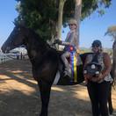 Tatum and Litigator @ Labor Day Classic Horse Show