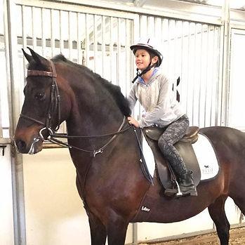 Summer Camp Horseback Riding