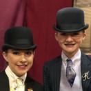 Lindsay and Keara @ Grand National & World Championship Horse Show 2020