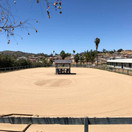 Main Outdoor Arena with Arena Sand Footing