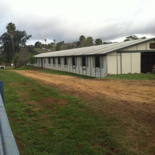 Main Barn