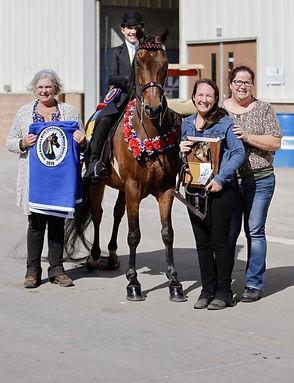 Lyndsey, mom Rachael and Miller Team.jpg