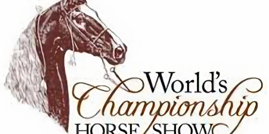 World's Championship Horse Show, August 21-28, 2021