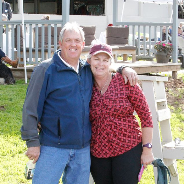 Frank and Ann Miller - Lead Trainers