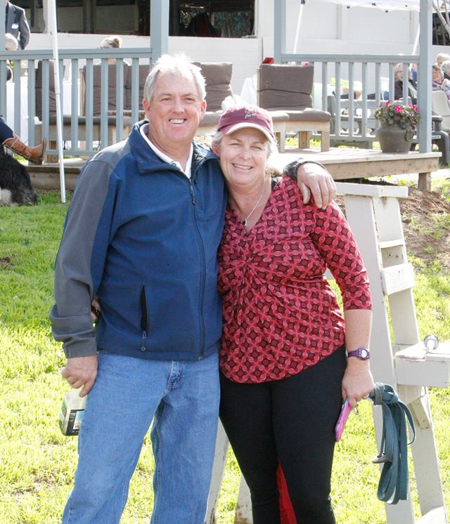 Frank and Ann Miller - Owners and Lead Trainers