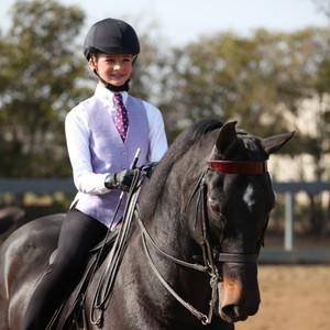 Academy Horse Show Attire Example