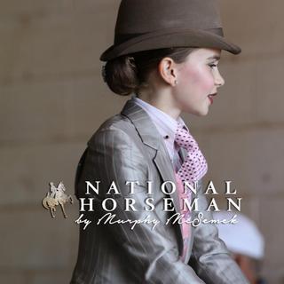 Tatum and Litigator @ Grand National & World Championship Horse Show 2020