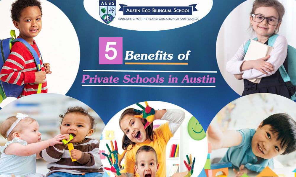 5 Benefits of Private Schools in Austin